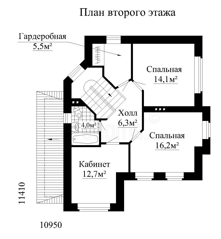 Планы этажей проекта ЛАЙТ-2 2