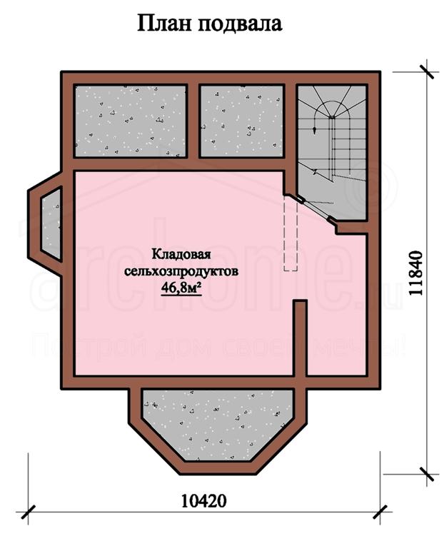 Планы этажей проекта ФЛАМИНГО 3