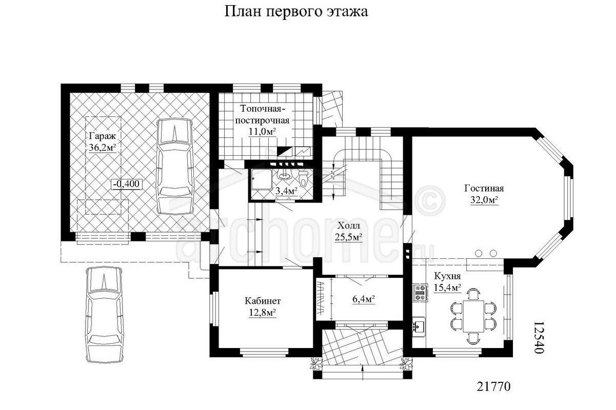 Планы этажей проекта ОНИКС 2