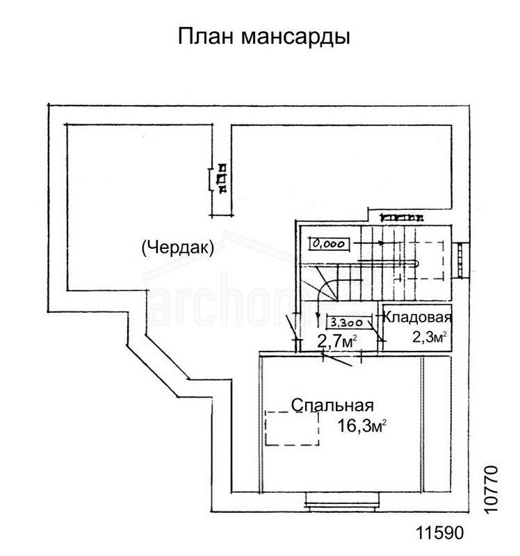 Планы этажей проекта КОЛИБРИ 2