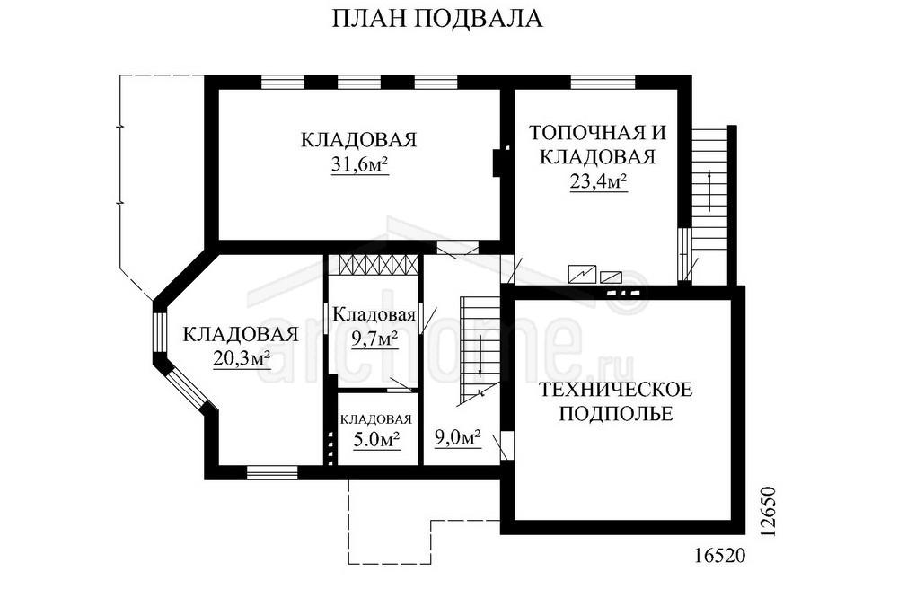 Планы этажей проекта АЛИСА 2