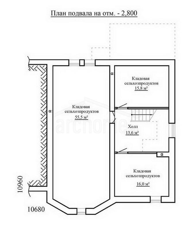 Планы этажей проекта АРТЕМИДА 3