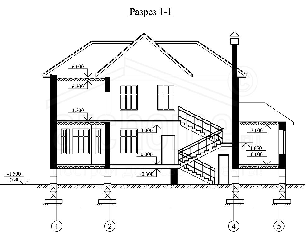 Планы этажей проекта ЭДВИН 3