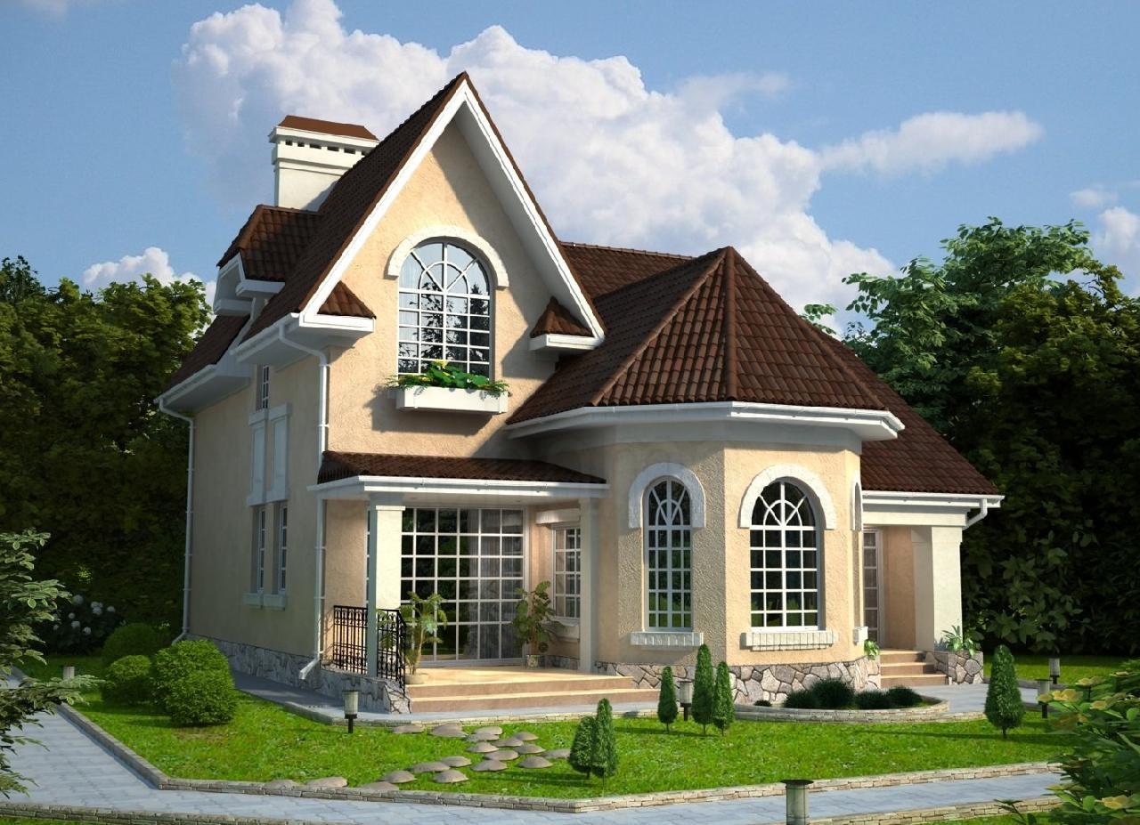 Дома из бруса под ключ недорого - Проекты и цены брусовых