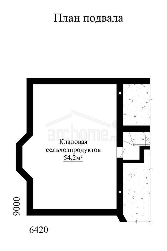 Планы этажей проекта ЭЛВИС 4