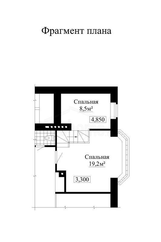 Планы этажей проекта СУАРЕ 4