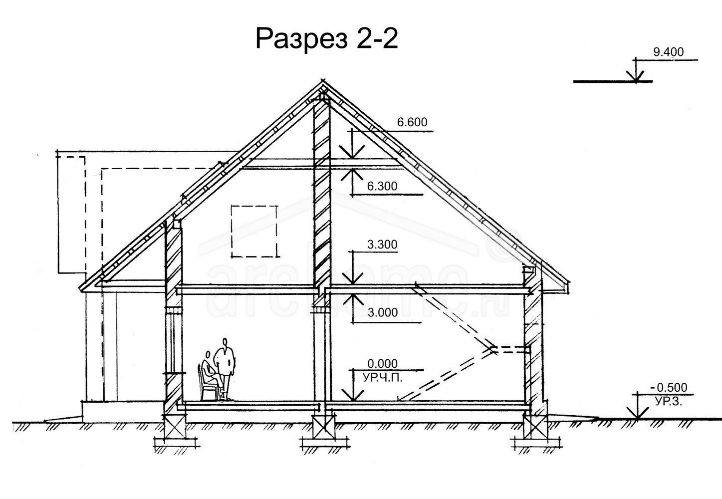 Планы этажей проекта РУБИН 3