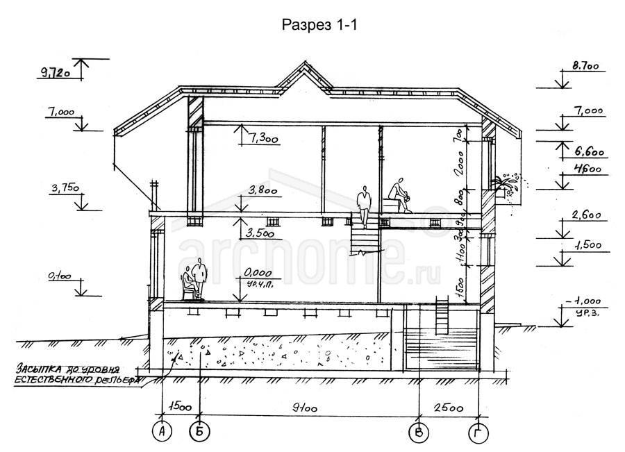 Планы этажей проекта ФАУСТ 3