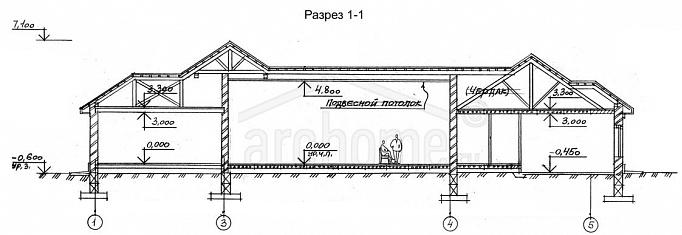 Планы этажей проекта ЧАРЛИ 2