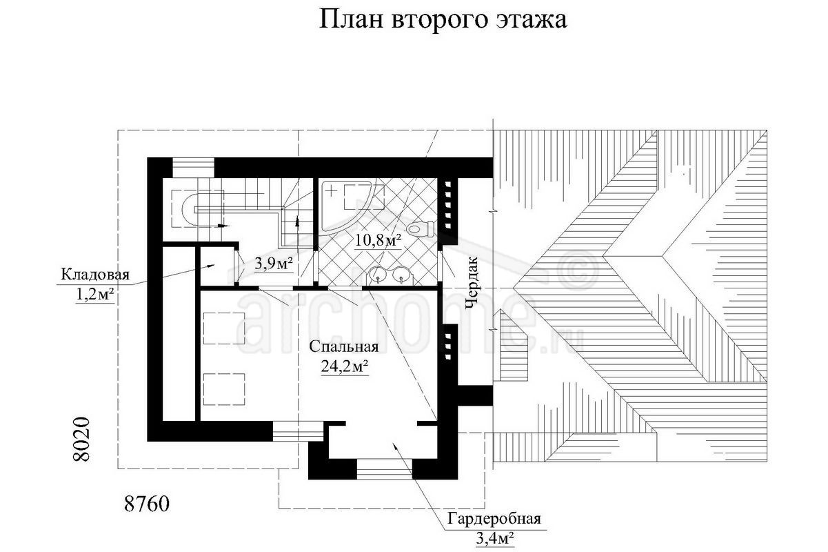 Планы этажей проекта ЛИЛИЯ 2