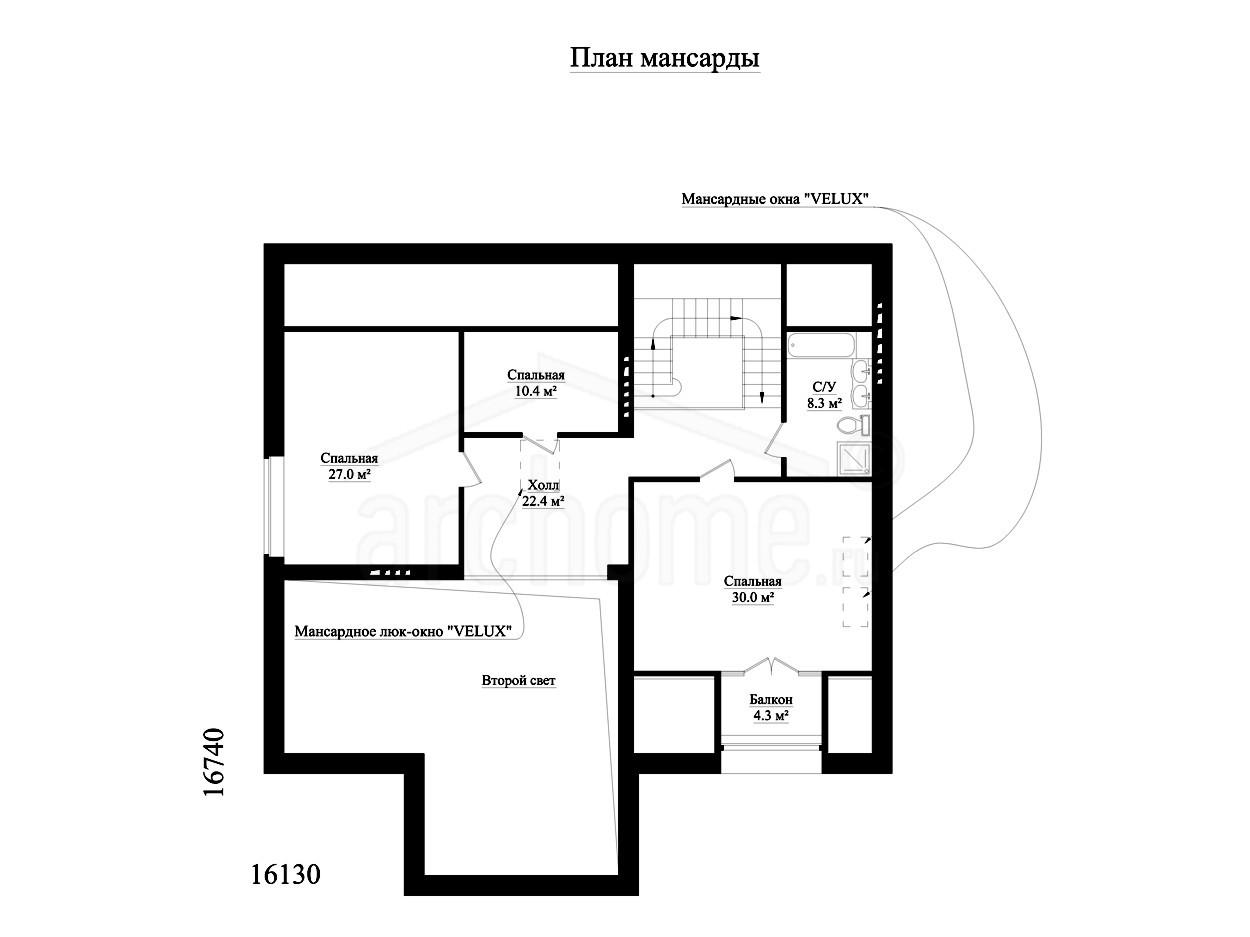 Планы этажей проекта ТЕОДОР 2