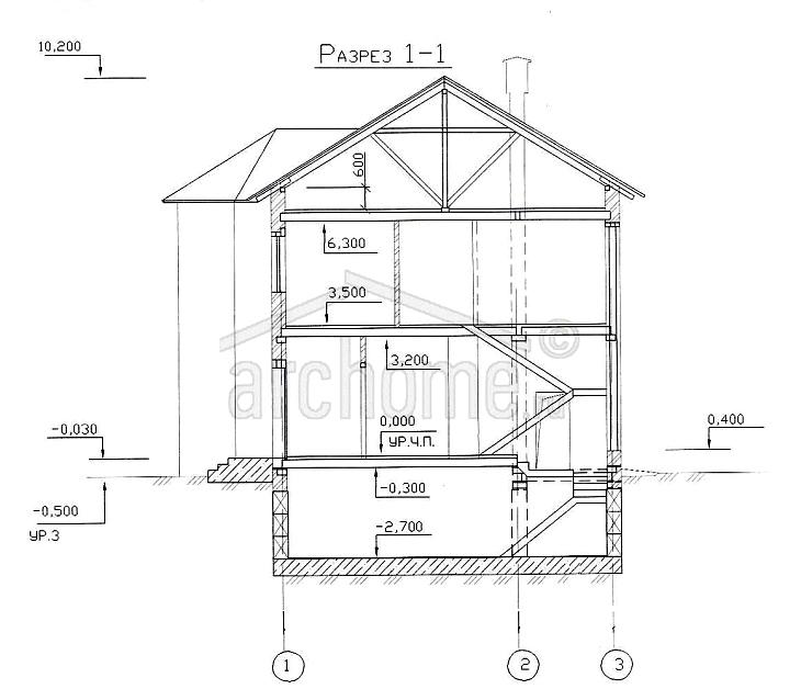 Планы этажей проекта ФЛАМИНГО 4