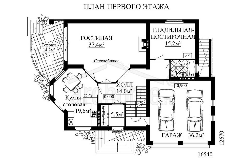 Планы этажей проекта АЛИСА 1